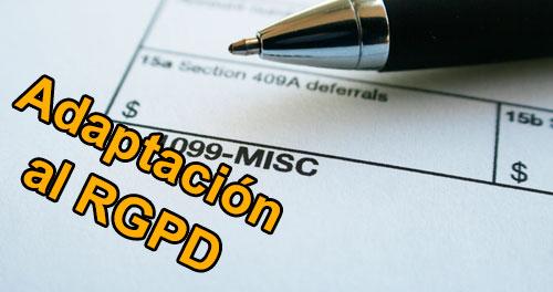 Documentación Empleados RGPD